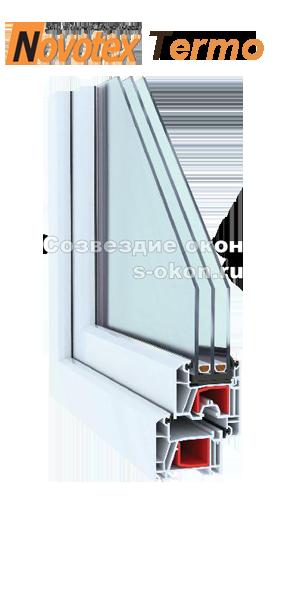 Окно Novotex Termo