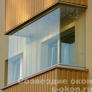 Балкон 3 кв. метра