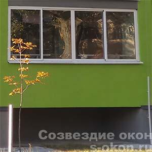 Фото балкона длиной 3 метра