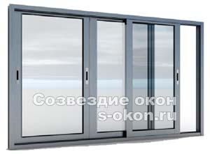 Окна Проведал