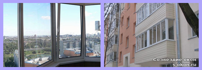 Остеклить балкон или лоджию