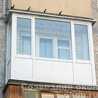 ПВХ балкон