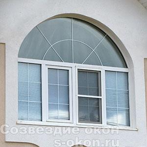 Белые окна в Москве