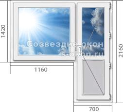 Цены на окна в Москве