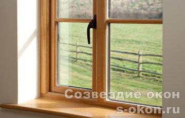 В панельных домах пластиковые окна