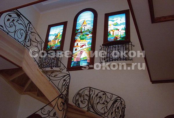 Декоративные ложные окна развязывают руки дизайнерам