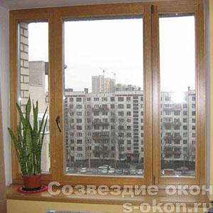 Деревянные окна или ПВХ
