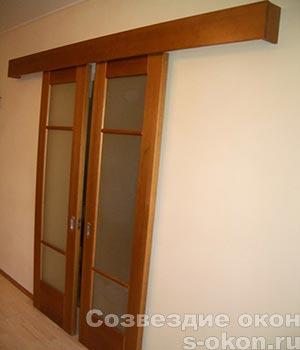 Фото дверей на рельсах