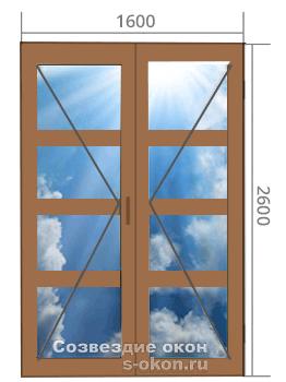 Цена на деревянные двери в баню