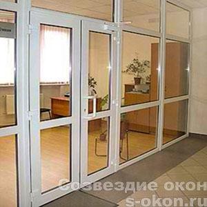 Пример межкомнатной двери ПВХ