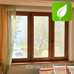Экологически безопасные окна