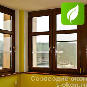 Самые экологичные окна