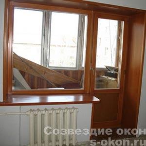 Неоткрывающееся окно
