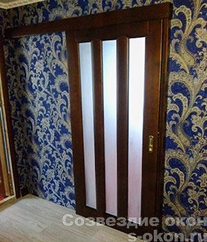 Купить раздвижную межкомнатную дверь