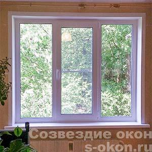 Какое пластиковое окно лучше поставить в квартиру