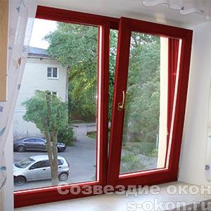 Красные окна в Москве