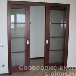 Межкомнатные двери-купе в Москве