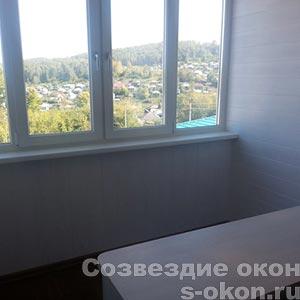 Фото объединения балкона