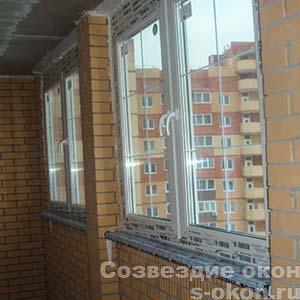 Остекление в Дмитрове