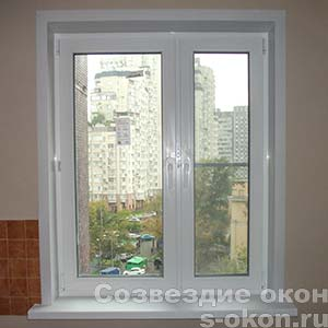 Окна ПВХ KBE