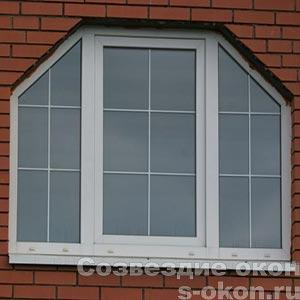 Окна ПВХ с монтажом