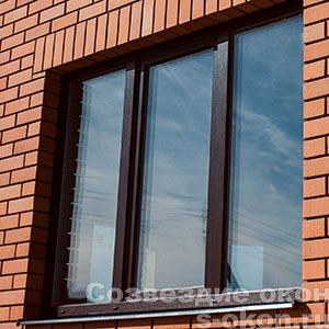 Окна ПВХ в доме