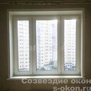 Окно Рехау Блиц 60 мм