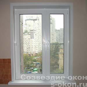 Окно Rehau Blitz