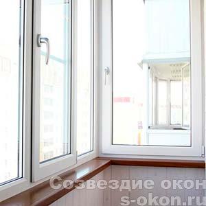 Остекление балконов в Дедовске