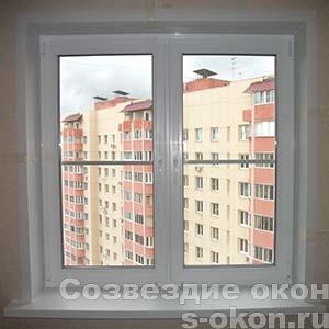 Окна в трехкомнатную квартиру