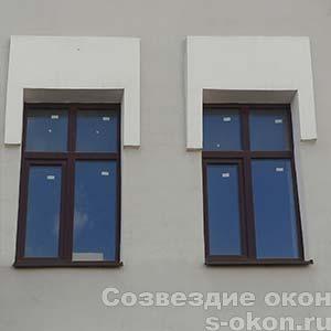 Окна Rehau в Звенигороде