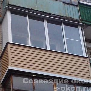 Холодные окна Проведал