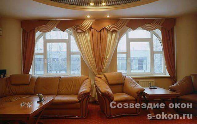 Окна в сталинских домах