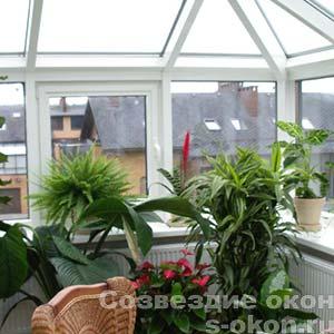 Окна для зимнего сада по выгодной цене
