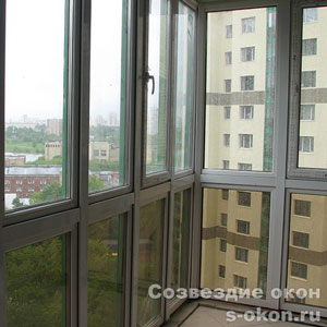 Купить панорамное окно