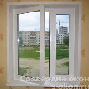 Окна ПВХ для Хрущевки
