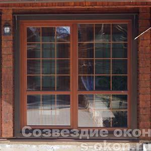 Противовзломное окно