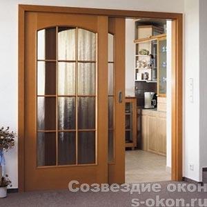 Раздвижные двери-купе в квартиру