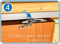 Установка раздвижных дверей-купе