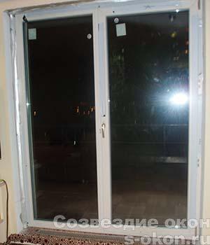 Сдвижная балконная дверь