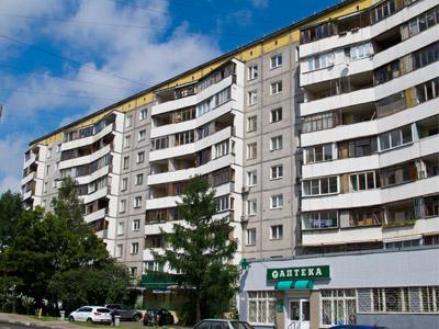 Виды и цены на окна в дом серии 1-515/9ш. остекление 1-515/9.