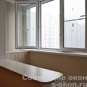 Фото совмещенных балконов