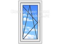 Окна для частного дома стандартного размера