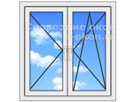 Окна стандартной высоты