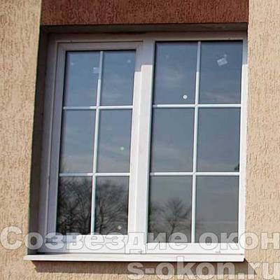 Сколько стоит окно из пластика