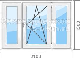 Бесшумные окна
