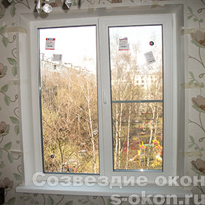Шумопоглощающие окна