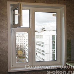 Окна в дом серии П 44