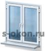 Типовые ПВХ окна