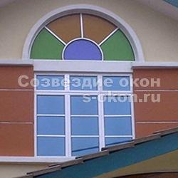 Тонировка пластиковых окон целесообразна дома и в офисе